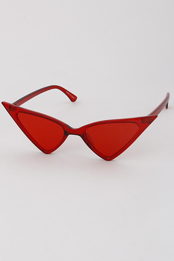 Eccentric Cateye Sunglasses - orangeshine.com