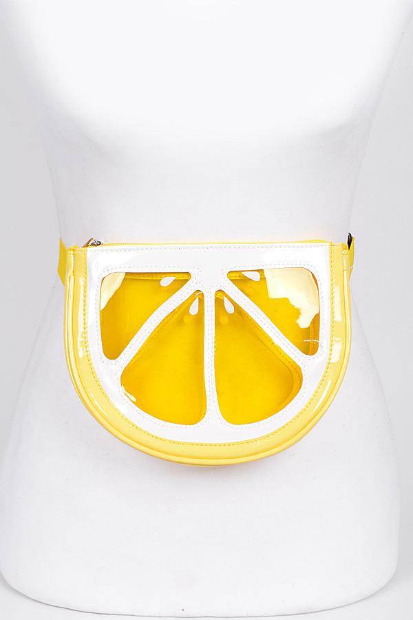 Lemon Daily Fanny Pack - orangeshine.com