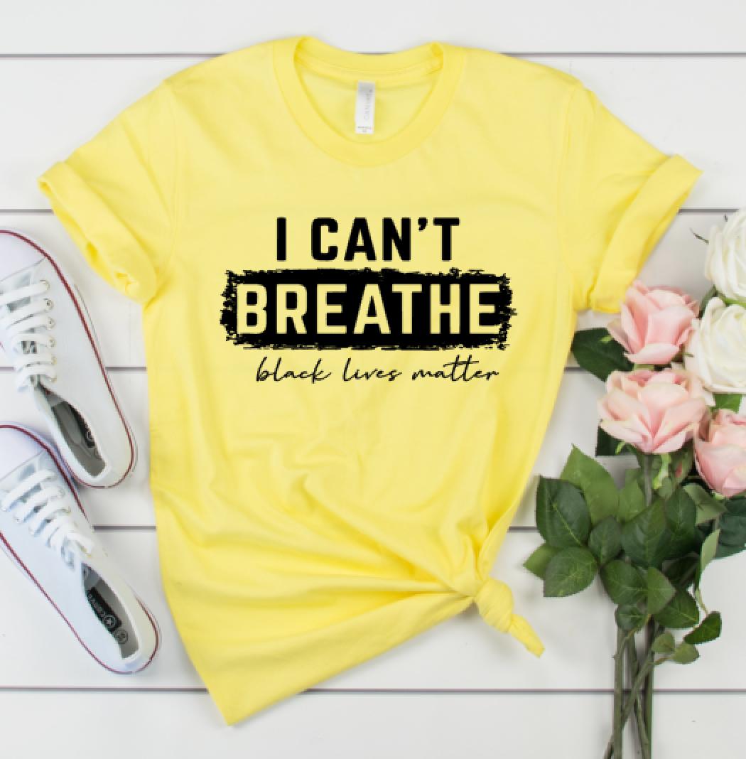 I cant breathe - orangeshine.com