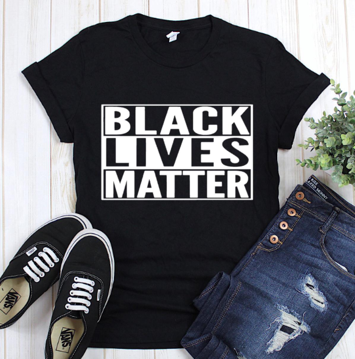 Black Lives Matter - orangeshine.com