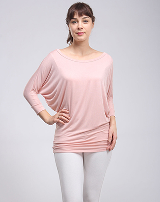 SOLID DOLMAN TOP - orangeshine.com