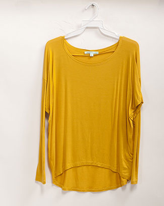 RAYON SPX HIGH-LOW TUNIC - orangeshine.com