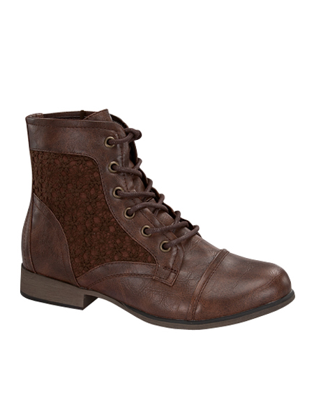 LACE UP BOOTS - orangeshine.com