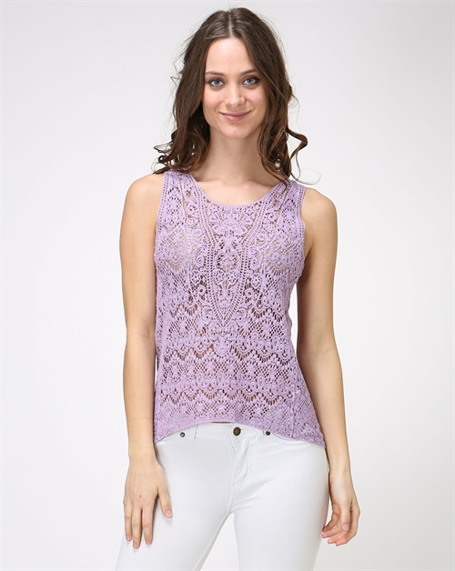 Bohemian Crochet Top - orangeshine.com