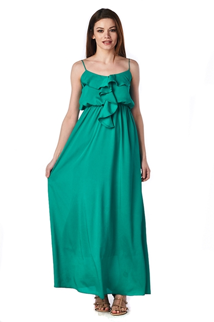 CAMI TOP MAXI WAIST CINCH FRON - orangeshine.com