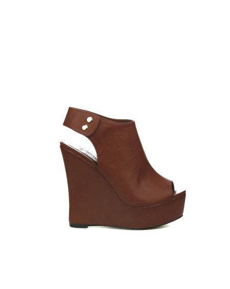 WEDGE WITH ANKLE STRAP - orangeshine.com
