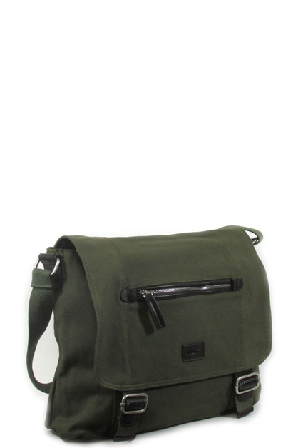 Canvas messenger bag - orangeshine.com