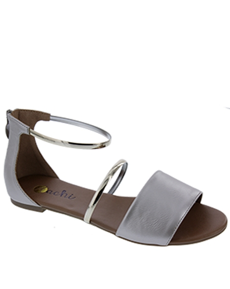 FLAT WITH ANKLE STRAP - orangeshine.com