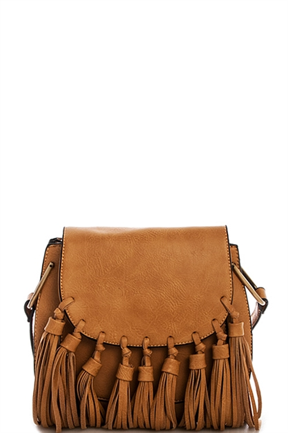 Fashion Fringe Chic Crossbody - orangeshine.com