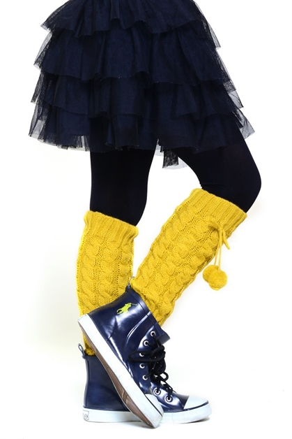 KIDS LEG WARMERS - orangeshine.com
