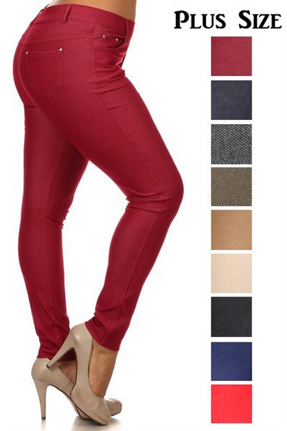 PLUS SIZE JEGGING - orangeshine.com
