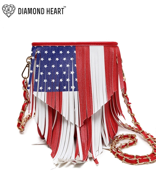 USA Flag CB Bag - orangeshine.com