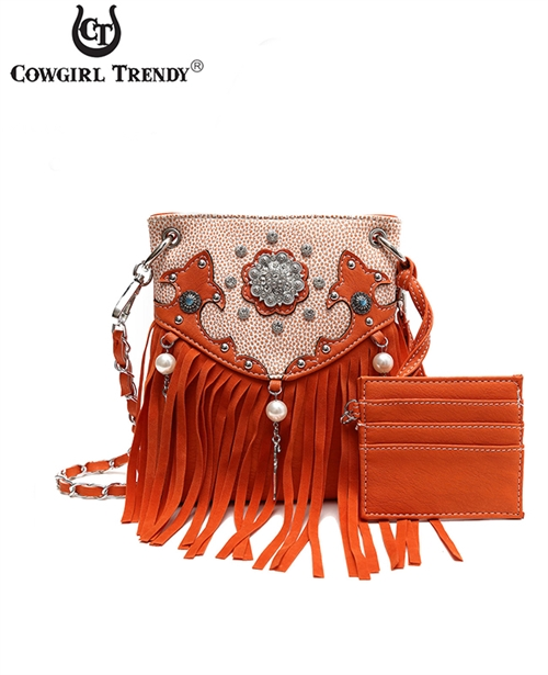 Fringe Crossbody - orangeshine.com