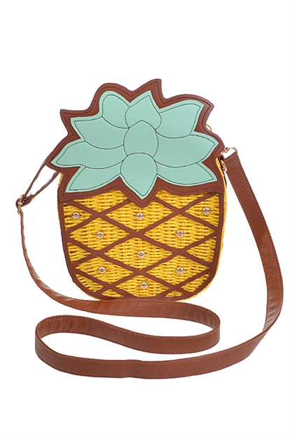 PINEAPPLE HANDBAG - orangeshine.com