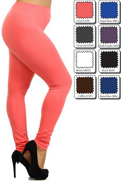 PLUS SIZE LEGGING - orangeshine.com