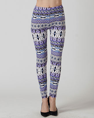 TRIBAL LEGGINGS - orangeshine.com