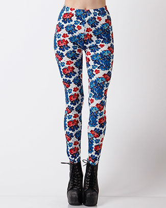 PRINT LEGGINGS - orangeshine.com