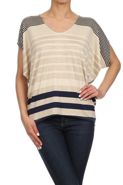 loose fit top - orangeshine.com
