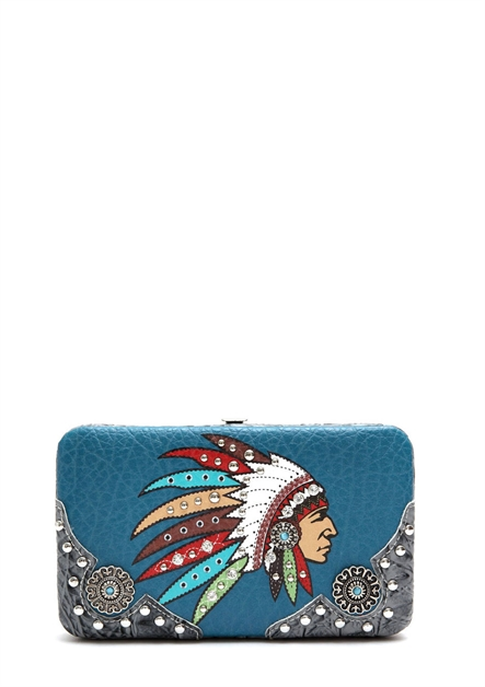 NATIVE CHIEF WALLET - orangeshine.com