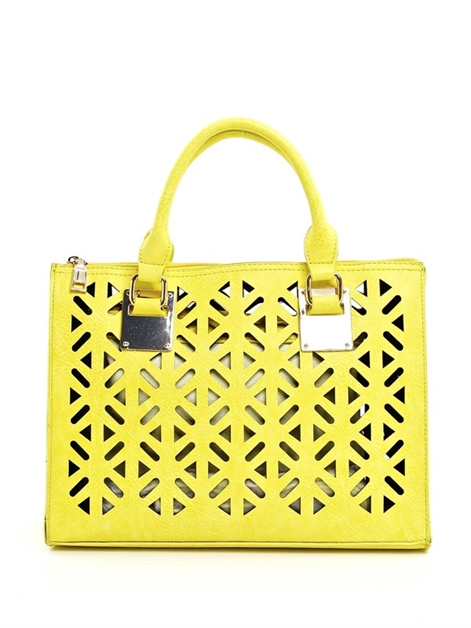 Laser cut double bag - orangeshine.com
