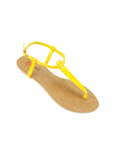 SANDAL WITH STRAP - orangeshine.com