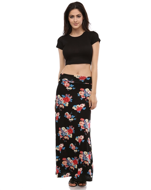 MAXI SKIRT - orangeshine.com