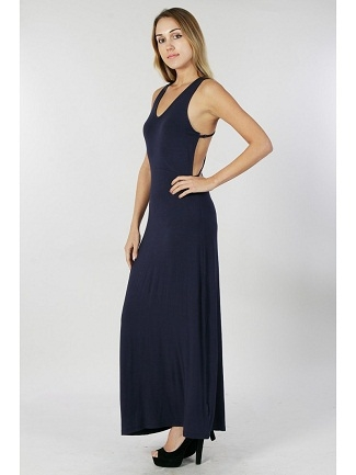 casual cute maxi - orangeshine.com