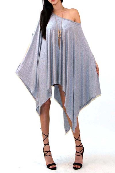 SEXY SLEEVELESS PONCHO - orangeshine.com