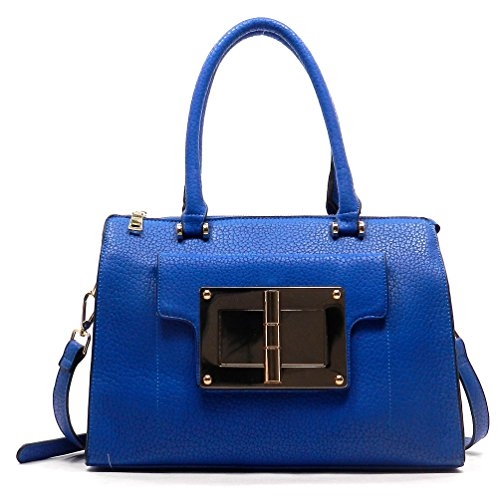 Top Handle Satchel Tote Bag - orangeshine.com