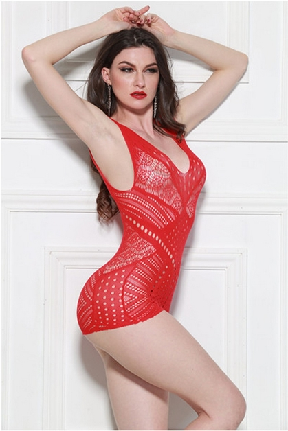 PLUS SIZE BODY STOCKING - orangeshine.com