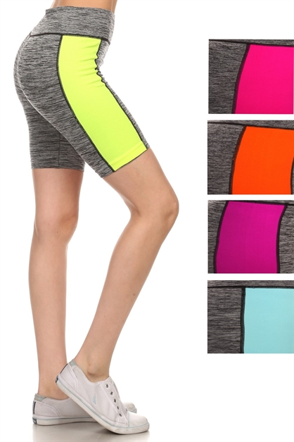 ACTIVEWEAR SHORTS - orangeshine.com