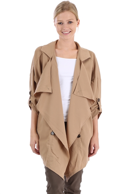 TRENCH COAT - orangeshine.com