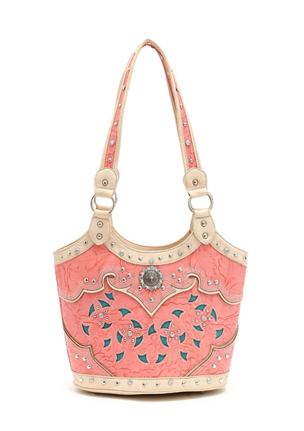 Western Shoulder Bag - orangeshine.com