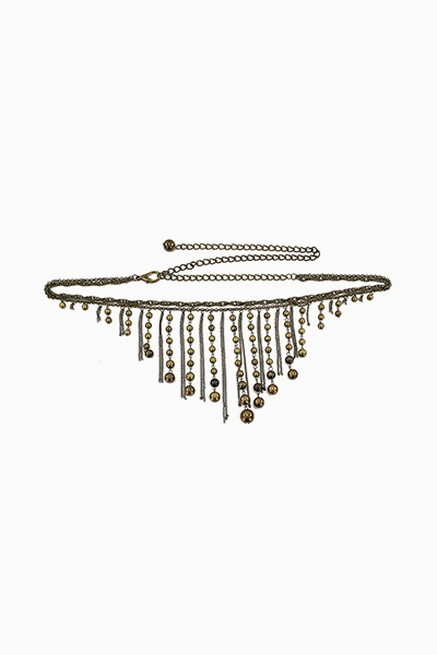 DROPPING DISCO BALL CHAIN BELT - orangeshine.com