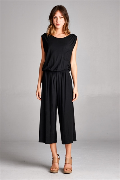All Day Everyday Culotte Jumps - orangeshine.com