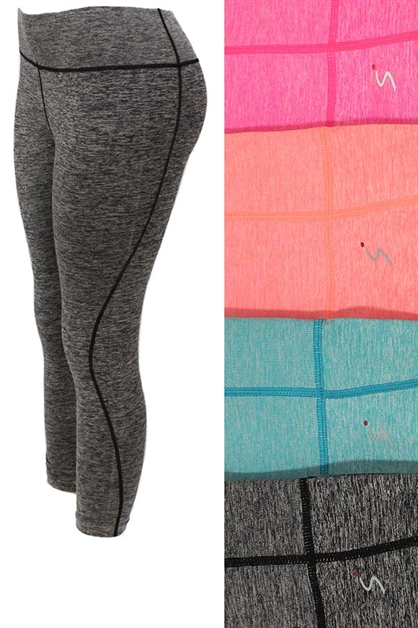 Sports Leggings - orangeshine.com