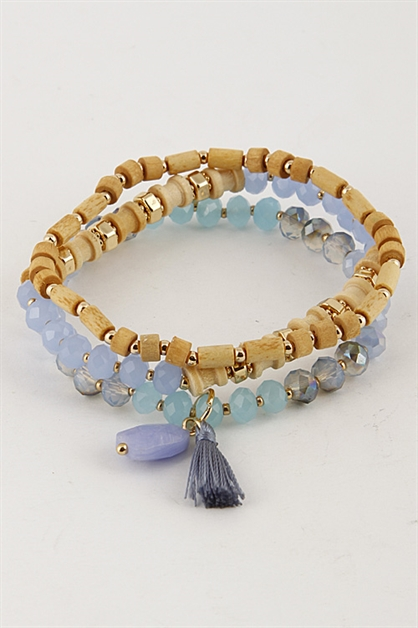 Beaded Bracelets - orangeshine.com