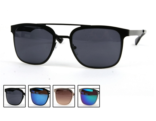 Square Aviator Sunglasses - orangeshine.com