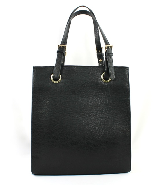 SIDE STUDDED TOTE BAG - orangeshine.com