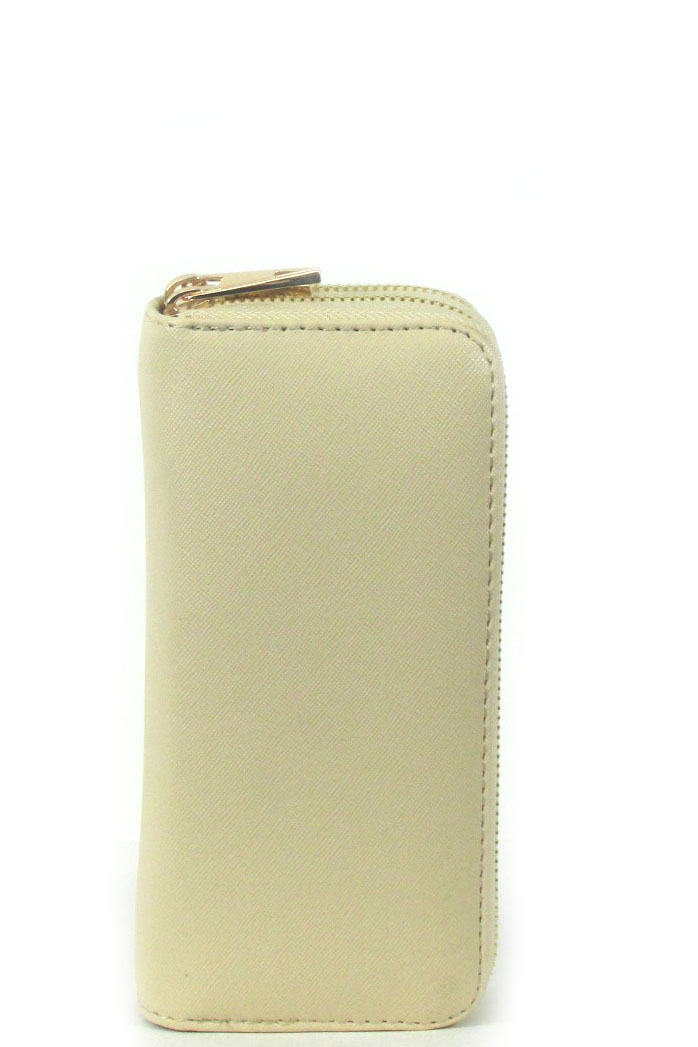 double zipper wallet - orangeshine.com