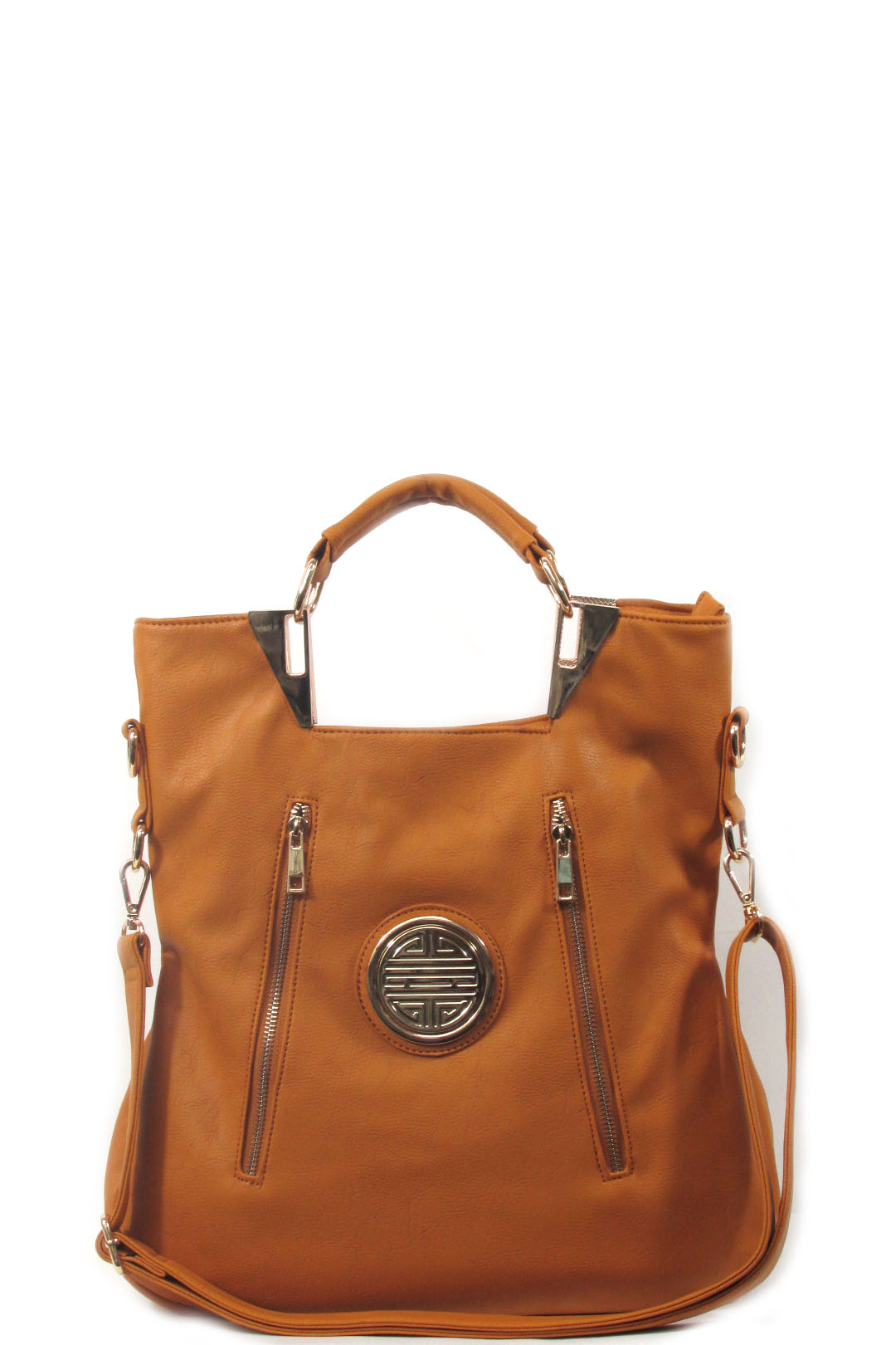 Foldable carrying handbag - orangeshine.com