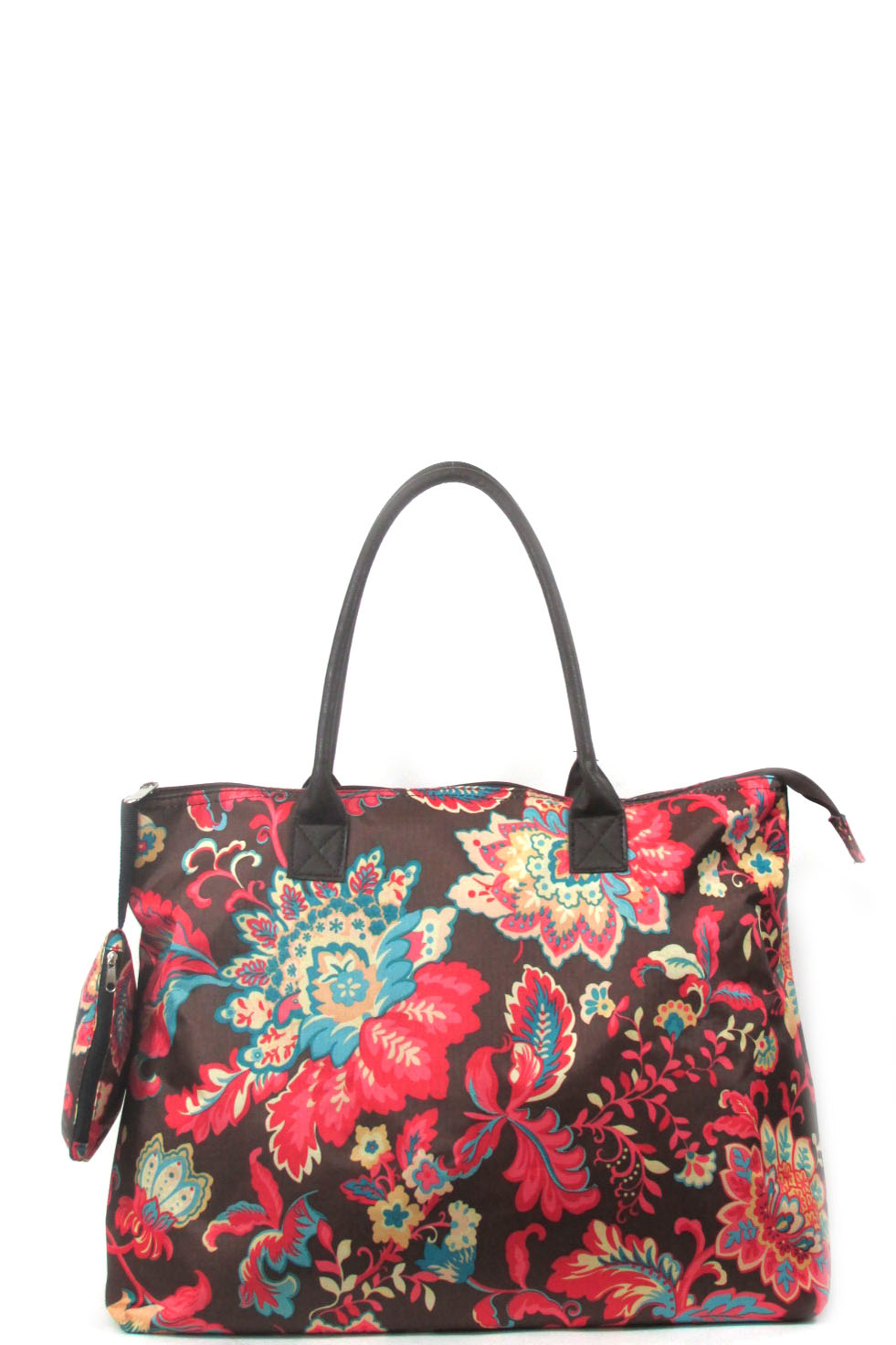 Garden bouquet print shopper - orangeshine.com
