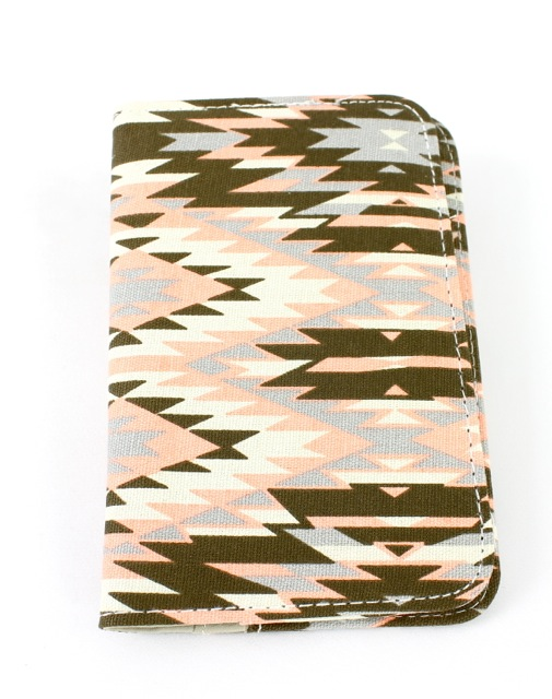 TRIBAL AZTEC PRINT CANVAS PASS - orangeshine.com