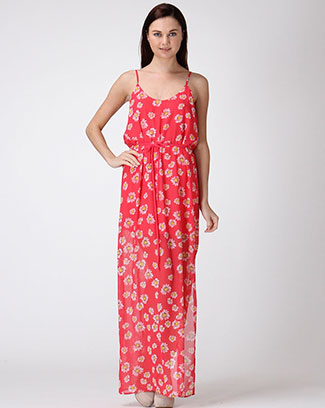 Darling Daisy Maxi Dress - orangeshine.com