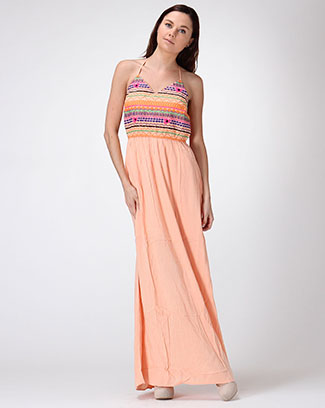 SWEET AND BOHO DRESS - orangeshine.com