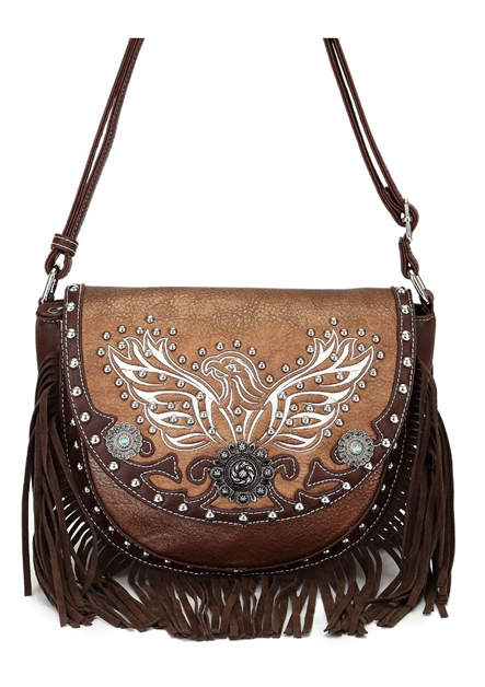 Eagle CROSS BODY BAG - orangeshine.com