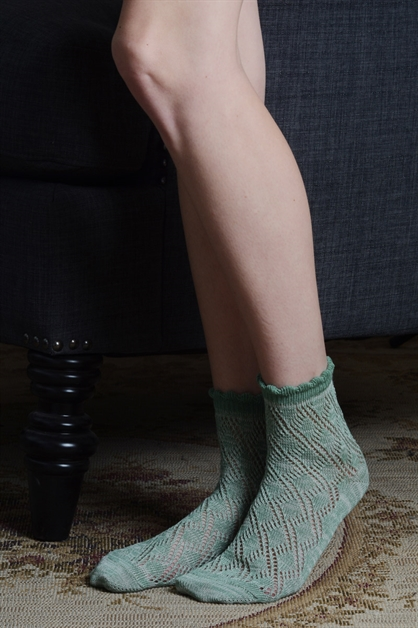 CUTE ANKLET SOCKS - orangeshine.com