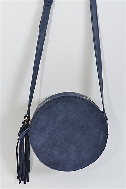 Simple Circle Clutch - orangeshine.com