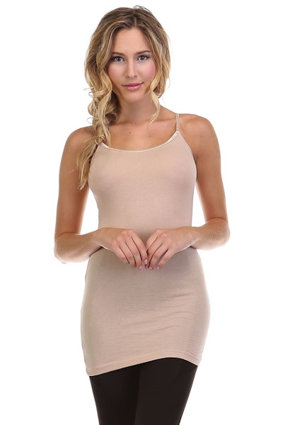 BASIC CAMI TUNIC - orangeshine.com