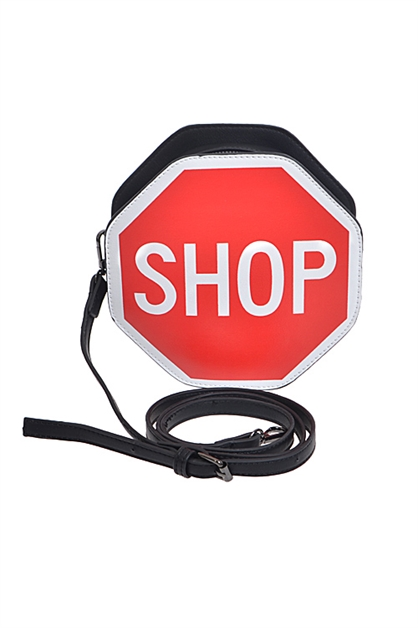 Shop Sign Handbag - orangeshine.com